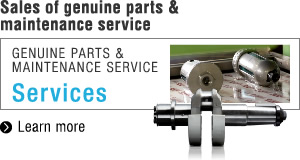 Sales of genuine parts & maintenance service